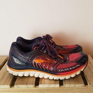 Brooks Glycerin Shoes 12 sz 7.5 medium (B)